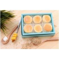 米乳酪旦糕禮盒6入(45g X 6顆)(奶素)